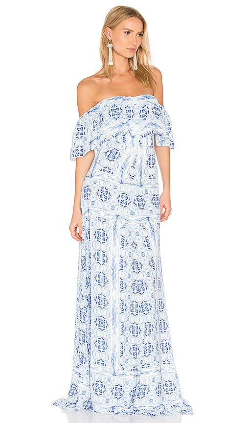 a58deb764f3 Two Arrows Chandler Maxi Dress In Sedona Floral Revolve