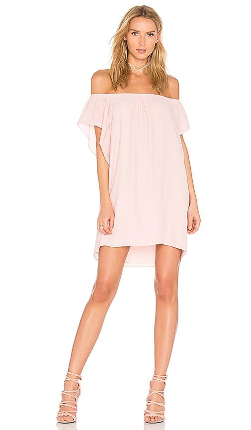 Amanda Uprichard Castaway Dress in Dusty Rose  14a56857b