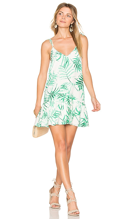 Amanda Uprichard Odessa Dress in Green