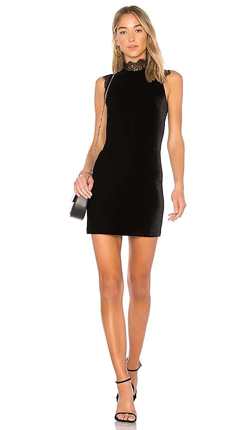 Velvet Melange Dress