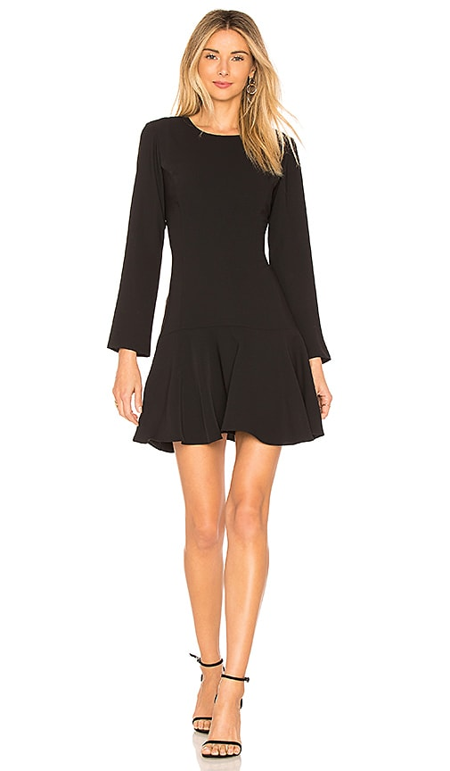 X Revolve Long Sleeve Hudson Mini Dress by Amanda Uprichard