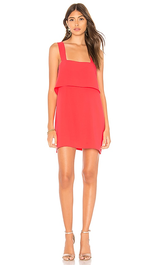 Anderson Dress in Red. - size M (also in L,S,XS) Amanda Uprichard