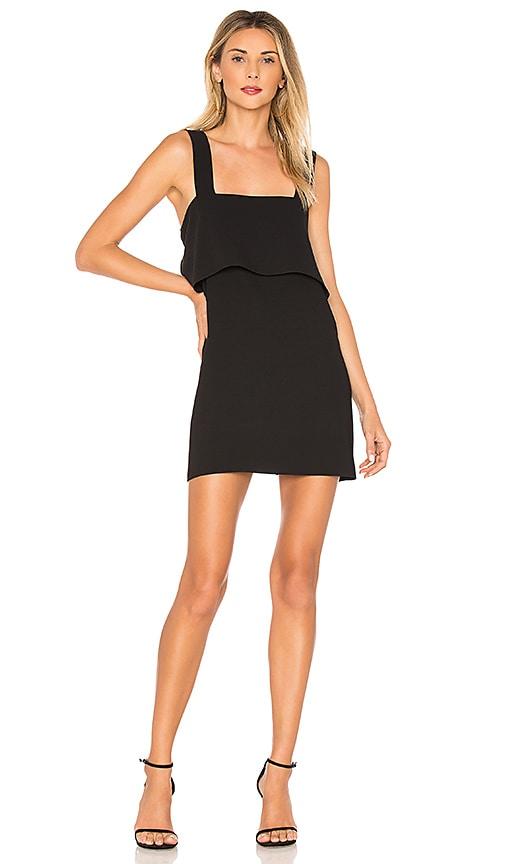 Amanda Uprichard Anderson Dress in Black
