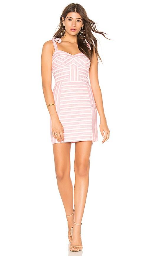 Amanda Uprichard Monticello Dress in Pink