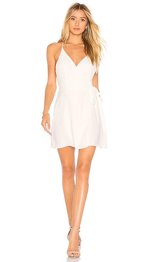 Clarita Dress in Ivory. - size XS (also in L,M,S) Amanda Uprichard