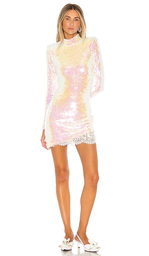 x REVOLVE Devyn Sequin Mini Dress