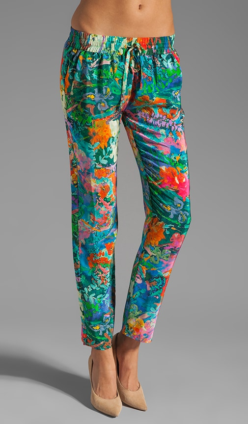 Silk Tribeca Pants