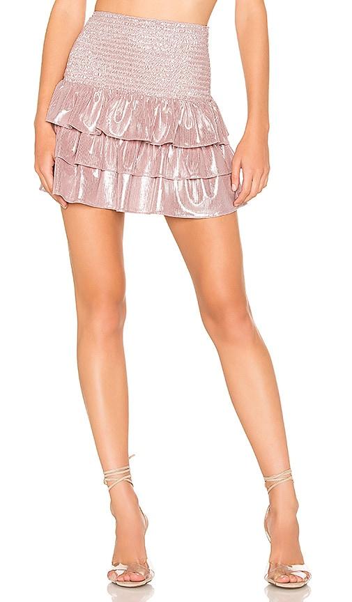 x REVOLVE Mariska Mini Skirt