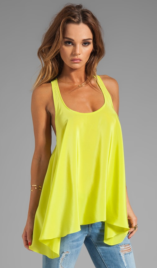 Solid Silk Hampton Tank