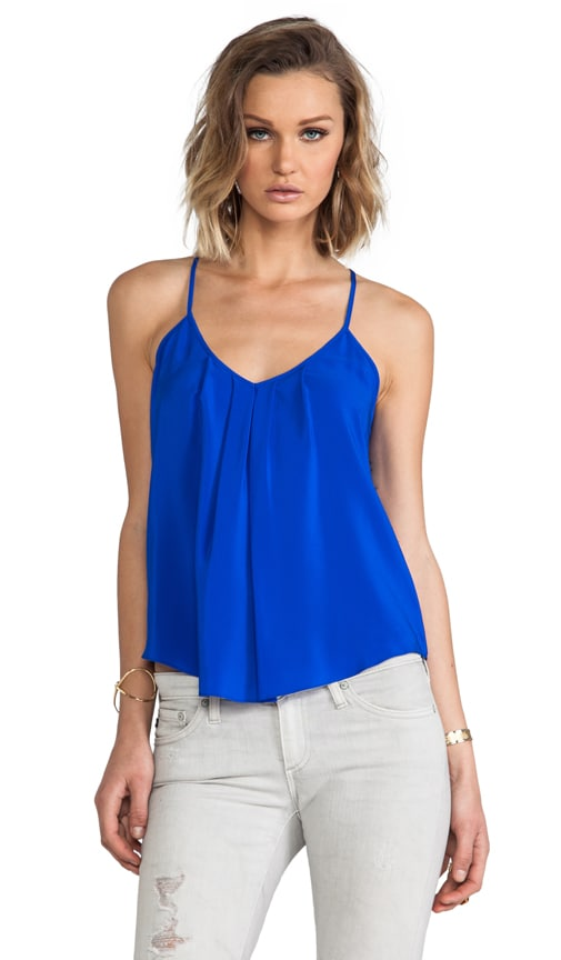 Button Back Cami