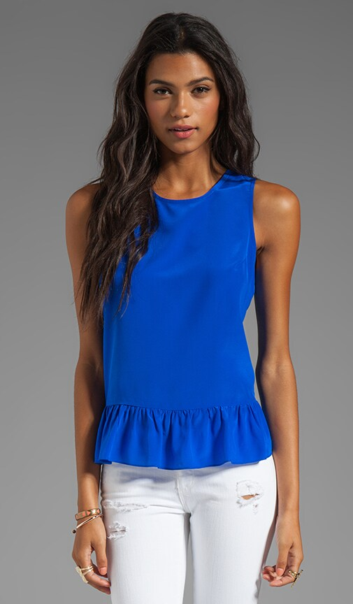 Alyson Peplum Top