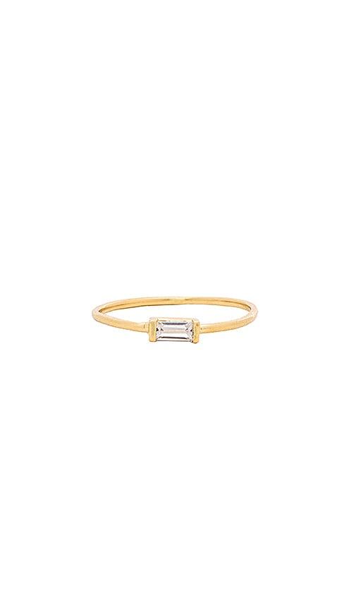 Monroe Baguette Ring