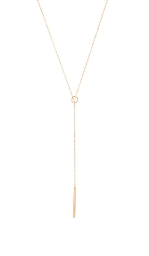 Capulet Lariat Necklace