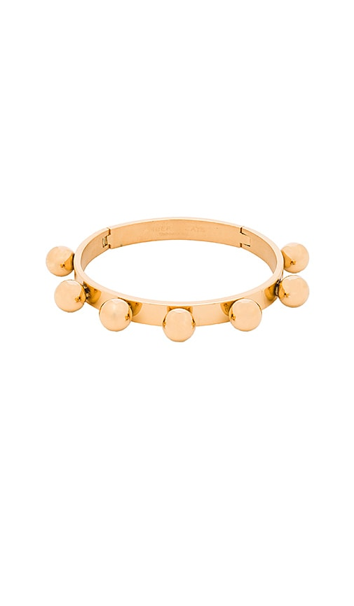 Amber Sceats Trinity Bangle in Gold
