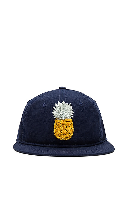 Ambsn Pine Hat in Navy