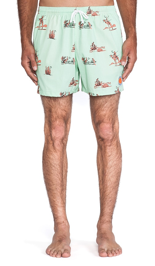 Nomad Swim Short