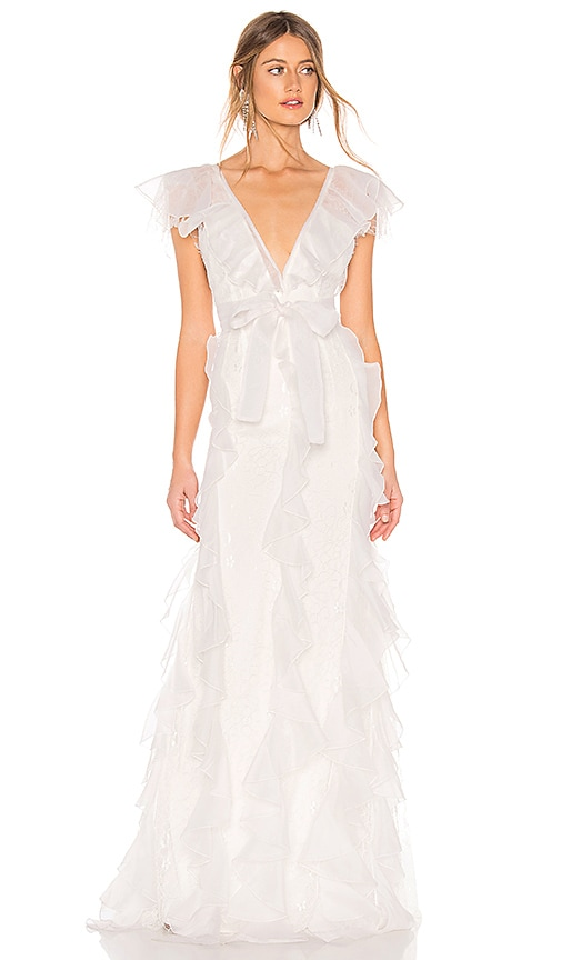 My Baby Love Gown Alice McCall $750
