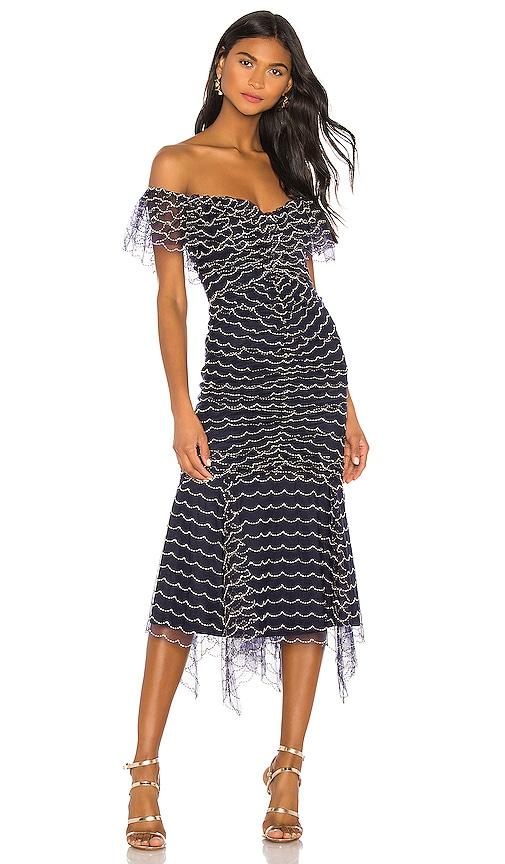 Valentine Midi Dress