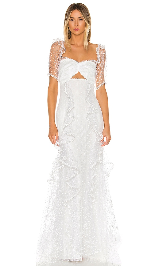 Found You Gown Alice McCall $1,250