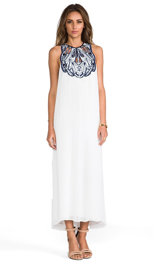 White Sea Maxi Dress