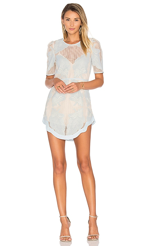 Alice McCall We Found Love Dress in Blue