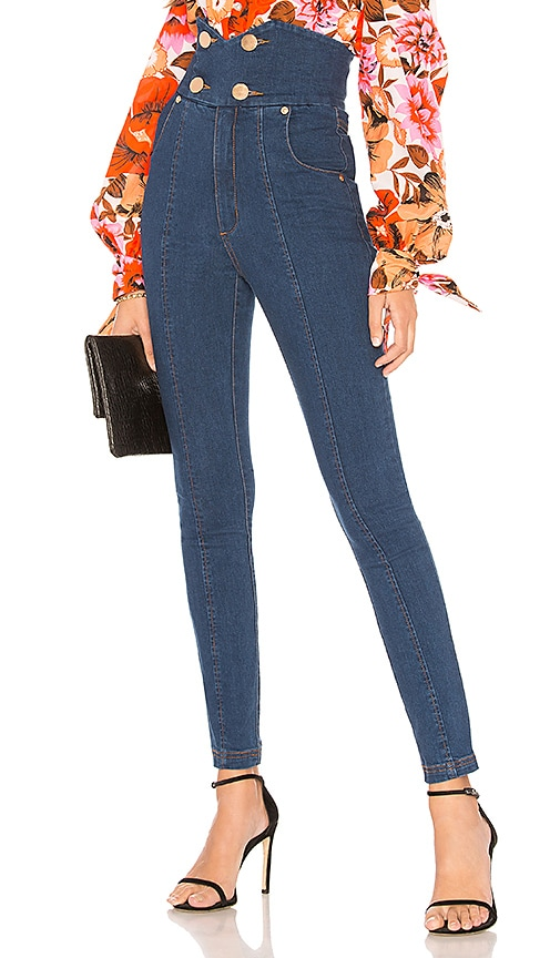 d4a463152d Alice McCall Shut The Front J Adore Jeans in Indigo