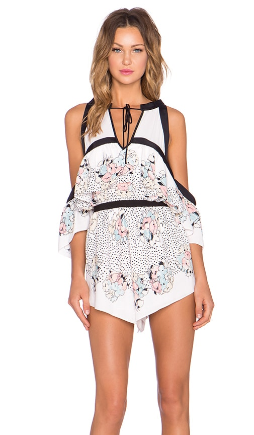 ffe662aaf7f Nothing Compares Playsuit. Nothing Compares Playsuit. Alice McCall