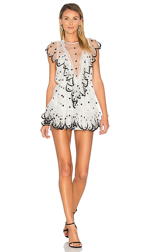 4002b2b3a486 Alice McCall Kokomo Playsuit in White hot sale 2017 - topnoshcakes.co.uk