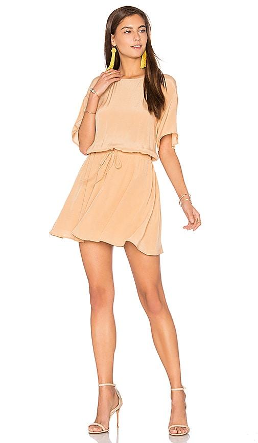 American Vintage Comenutt Dress in Tan