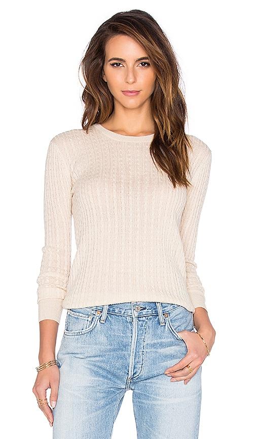 American Vintage Camargo Sweater in Beige