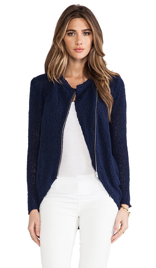 York Zipper Sweater