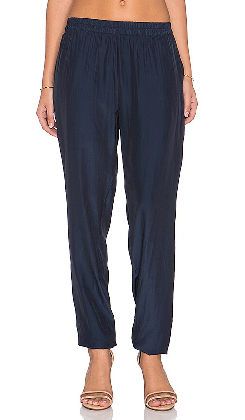 American Vintage Zachary Pant in Midnight