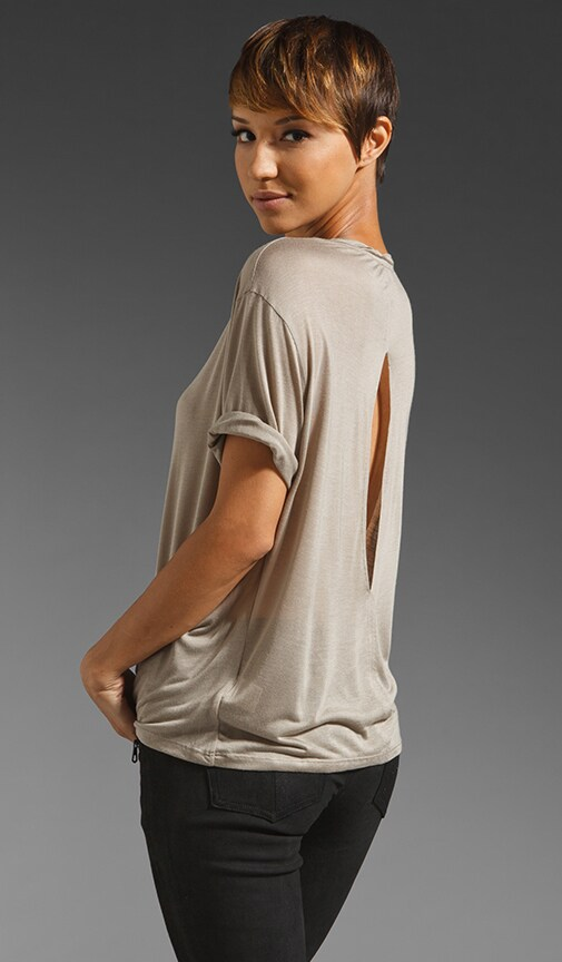 Los Alamos Short Sleeve Round Neck Tee Shirt