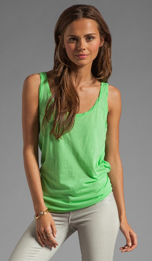 Louisiane Round Neck Tank
