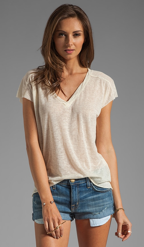 Niles V Neck Sleeveless Top