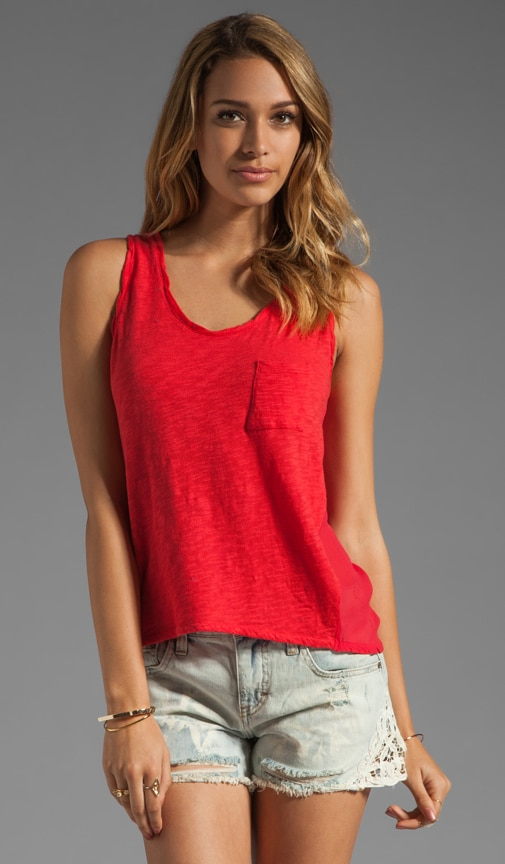Pioche Pocket Tank