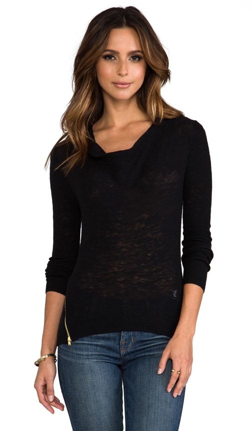 Wappingers Cowl Neck Top