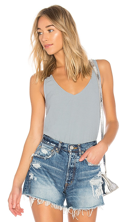 American Vintage Liona Tank in Blue