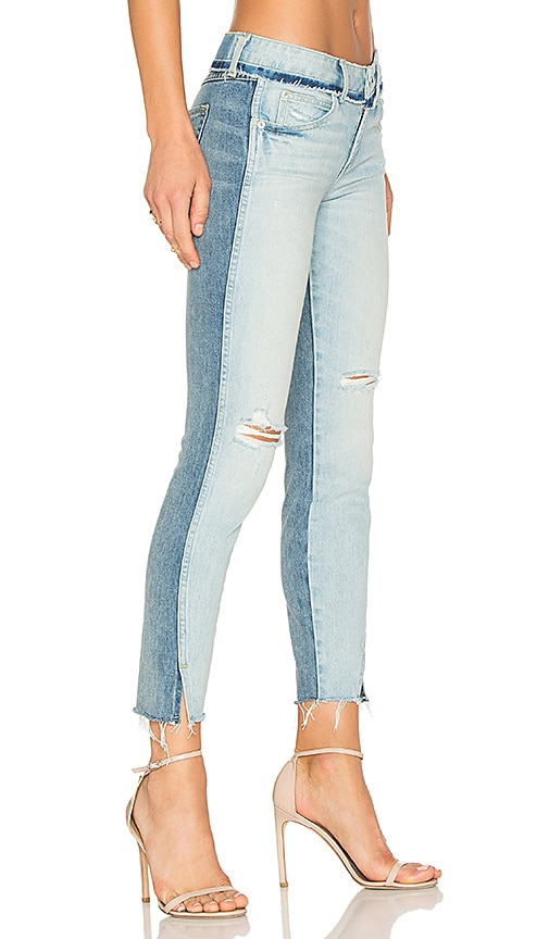 Twist Two Tone Skinny