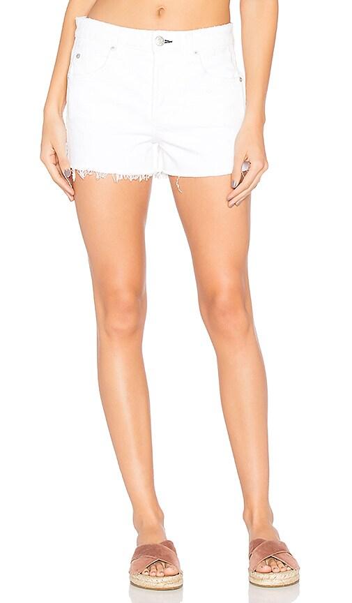AMO Babe Shorts in White