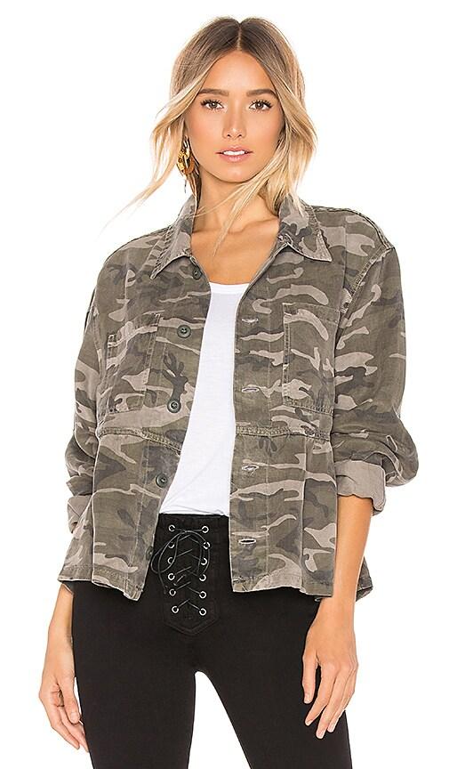 Cropped Rosie Jacket