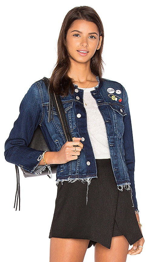 AMO Lola Jacket in True Blue