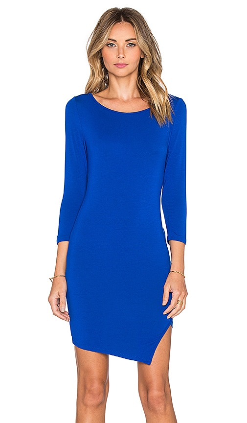 amour vert Kandy Dress in Blue