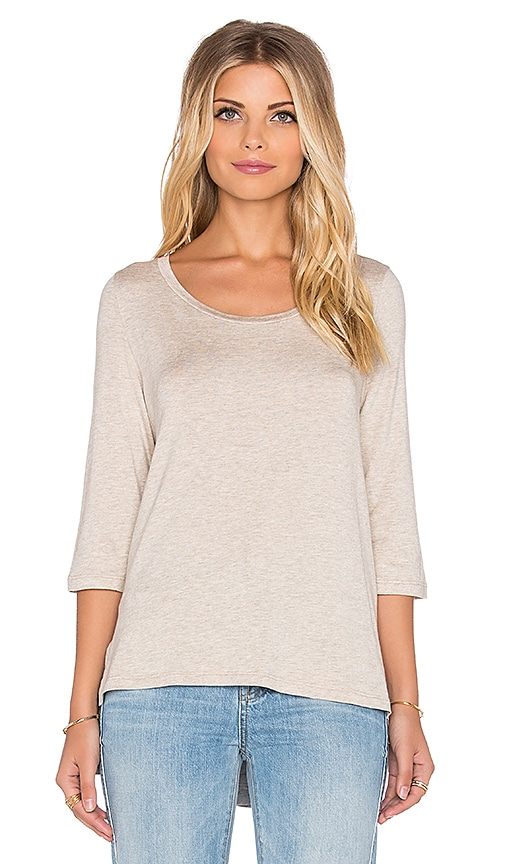 3c6f2152ee5 amour vert Leonie Tunic in Oatmeal & Heather Grey | REVOLVE