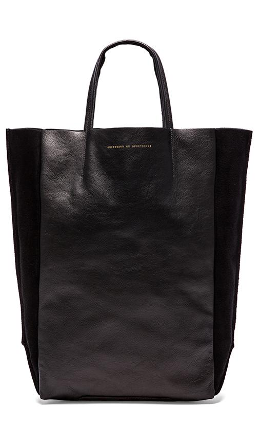 Tall Tote Suede-Out