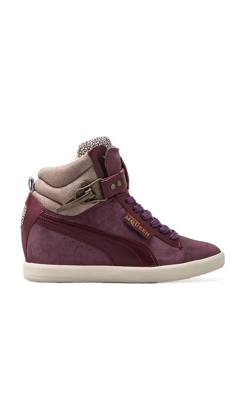 Joustesse Mid Wedge Sneaker
