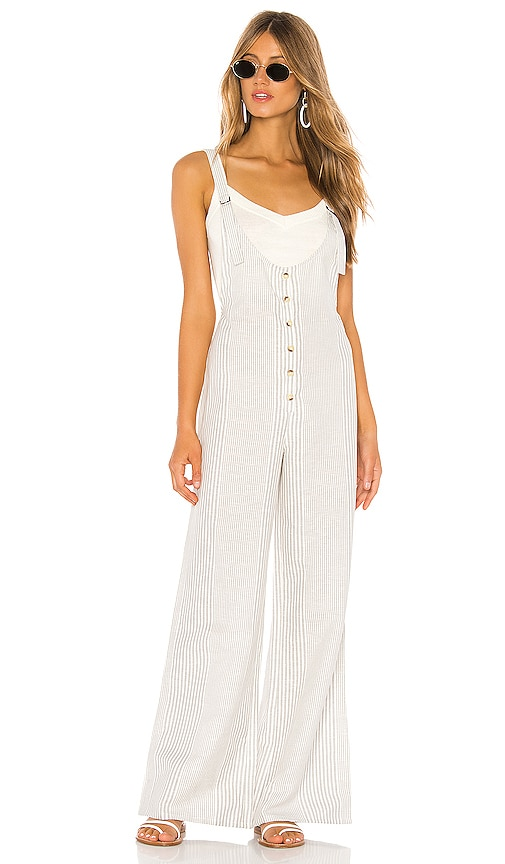 Fina Overall Jumpsuit