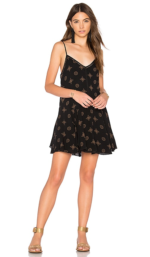 AMUSE SOCIETY High Road Dress in Black