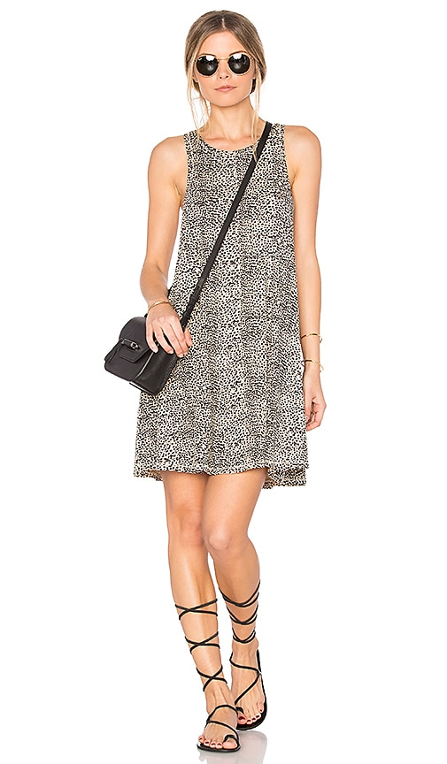 AMUSE SOCIETY Indio Dress in Brown