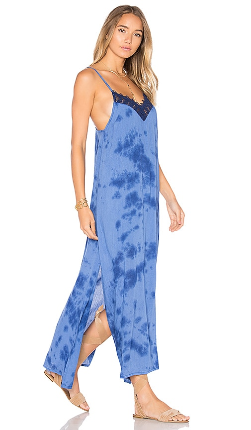 AMUSE SOCIETY Amora Dress in Blue